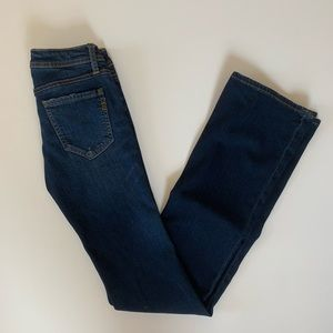 Genetic Denim Boot Cut Jeans Size 25 The Riley
